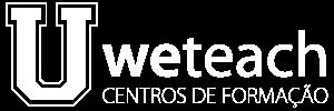 Weteach - Centros de Formação - Logo Branco